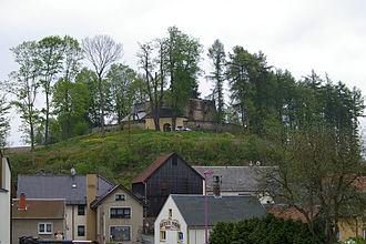 Triebel - Image: Triebel Kirchberg 2010