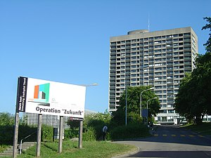 Triemli Hospital - Image: Triemlispital