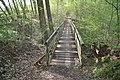 Trimmpfad, Brücke über die Buchenklinge Schönaich 01.jpg