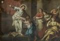 Triunfo da Eucaristia (c. 1740-50) - André Gonçalves (Igreja do Socorro, Funchal).png