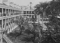 Tropenmuseum Royal Tropical Institute Objectnumber 60048063 De gevel van een afdeling van het Mil.jpg