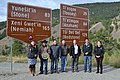 Tsilhqot'in chiefs highway signage 2.jpg