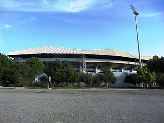 Tsirio Stadium - Image: Tsirion Stadium 07