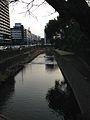 Tsuboigawa River from Umayabashi Bridge.jpg