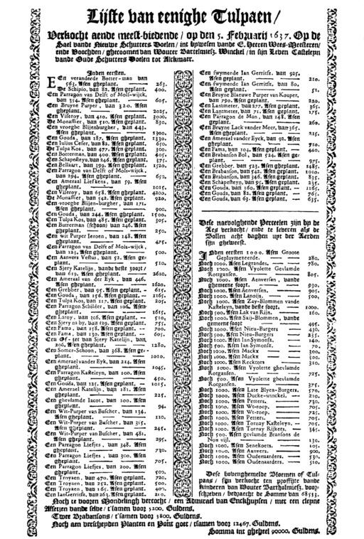 Tulip pricelist alkmaar auction small-2