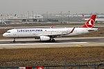 Turkish Airlines, TC-JTN, Airbus A321-231 (25083827637).jpg