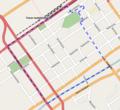 Turku, VII streetmap.png