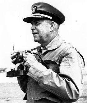 Vice Admiral C. Turner Joy, 1951