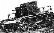 Twin-turreted T-26RT