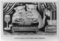 Two jolly kittens at a feast.png