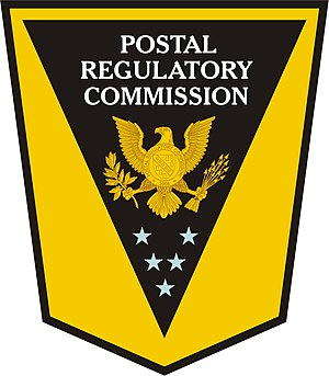 Postal Regulatory Commission - Image: U.S. Postal Regulatory Commission Seal