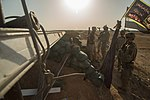 U.S. Soldiers conduct a key leader engagement with Iraqi security forces at Q-West.jpg