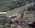 U.S Military Forces in Bosnia - Operation Joint Endeavor, Bridge in Visoko.jpg
