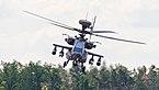 UK Army Air Corps AHDT WAH-64D Longbow Apache AH1 ZJ203 ILA Berlin 2016 01.jpg