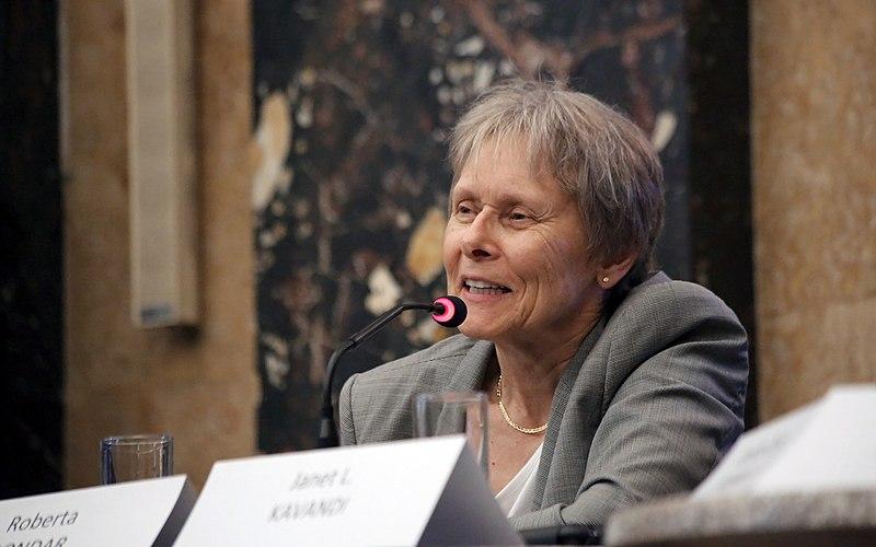 File:UNOOSA 50 Years of Women in Space NHM Vienna 2013 18 Roberta Bondar.jpg