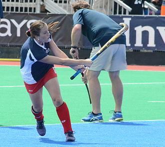 Julia Reinprecht - Image: USA Team (9196527116)