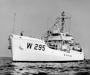 USCGC Evergreen (WLB-295) - USCGC Evergreen