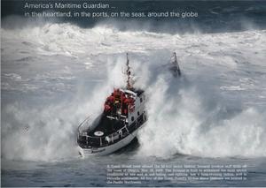 52-foot Motor Lifeboat - Image: USCG 52 foot motor lifeboat Intrepid, 2009 11 18
