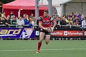 Nicky Robinson (rugby player) - Image: USO ASM 20150905 Nicky Robinson