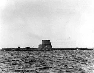 USS <i>Entemedor</i> (SS-340)