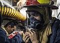 USS Fitzgerald sailors drill 130925-N-IY633-013.jpg