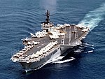 USS Kitty Hawk (CVA-63) underway in the Western Pacific on 29 November 1970 (NNAM.1996.488.104.069).jpg