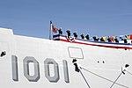 USS Michael Monsoor Commissioning (45980345055).jpg