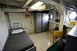 USS Missouri - Chief Engineer Cabin (8327940371).jpg