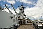 USS Missouri - View from the deck. (6179881547).jpg