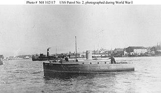 USS <i>Patrol No. 2</i> (SP-409)