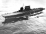 USS Saratoga (CV-3) underway at sea on 16 June 1944 (NNAM.1996.488.012.021).jpg