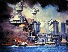 Pearl Harbor, la suite 220px-USS_West_Virginia%3B014824