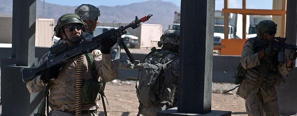 US Army 53343 E Troop leads the way as IA