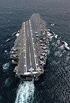 US Navy 060314-N-2659P-115 The Nimitz-class aircraft carrier USS John C. Stennis (CVN 74) transit through the Pacific Ocean.jpg