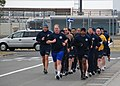 US Navy 100217-N-3283P-019 Members of the Far East Chief Petty Officer (CPO) Mess participate in the monthly CPO Pride Run.jpg