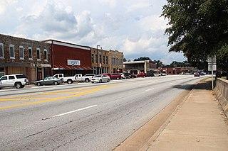 Fairburn, Georgia City in Georgia, United States