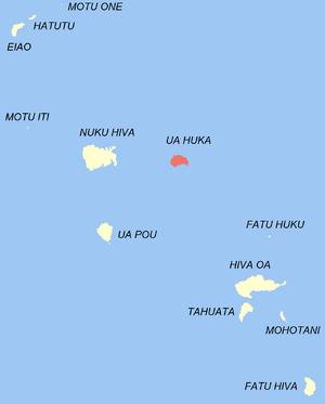 Ua Huka - Image: Ua Huka