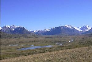 Siberian Ice Maiden - The Ukok Plateau