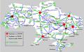Географическая карта-Днепропетровск-Ukraine_motorways_en.PNG.