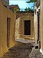 Una strada nella Rodi antica - panoramio.jpg