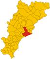 Unione dei comuni del Finalese-mappa.png