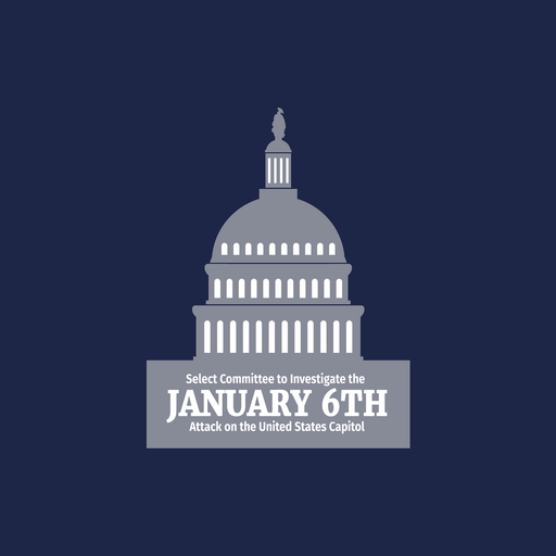 United States House Select Committee on the January 6 Attack Logo (Blue)