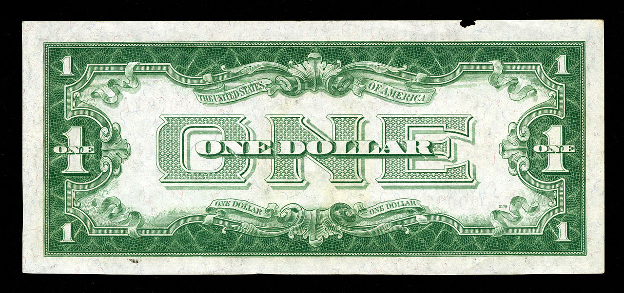 file united states note  one dollar  reverse  jpg
