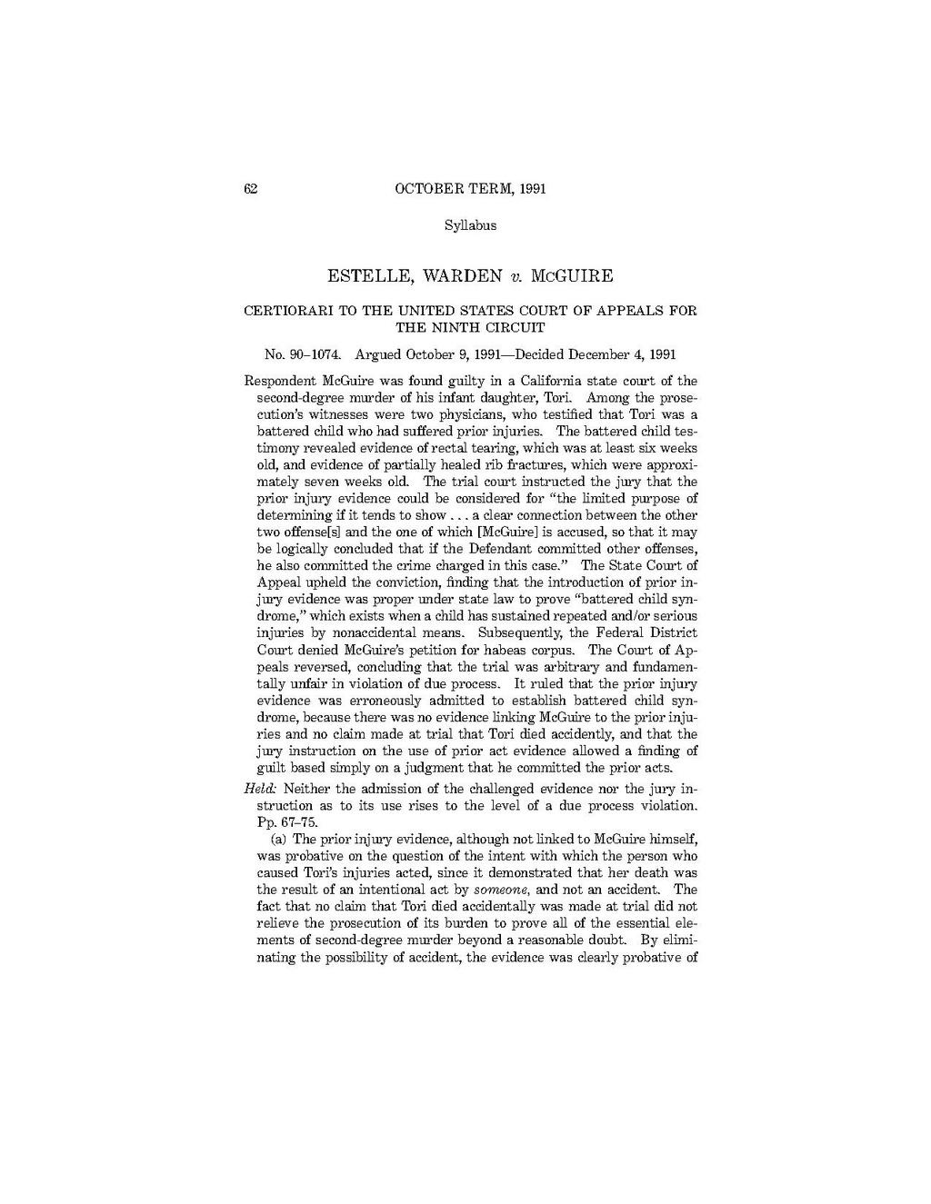 Doubt pdf reasonable