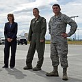 United States Sen. Lisa Murkowski, R-Alaska, visits Joint Base Elmendorf-Richardson 150630-F-YH552-131 (cropped).jpg