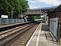 Upper Halliford stn look east1.JPG