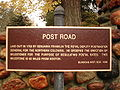 Upper Post Road MP 62 plaque.jpg