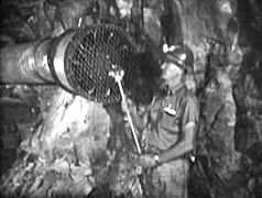 Uranium Mine Airflow Measurement.JPG
