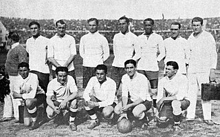 Uruguay at the 1930 FIFA World Cup
