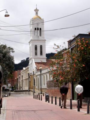 Usaquén - Church of Santa Bárbara de Usaquén
